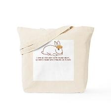 pancakebunny.png Tote Bag