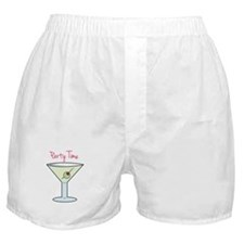 Party Time Boxer Shorts