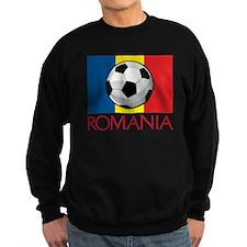 romania-soccer02.png Sweatshirt
