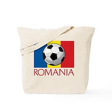 romania-soccer02.png Tote Bag