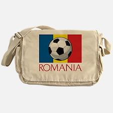 romania-soccer02.png Messenger Bag