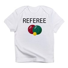 bocce-referee.png Infant T-Shirt