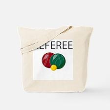 bocce-referee.png Tote Bag