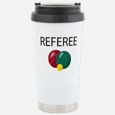 bocce-referee.png Stainless Steel Travel Mug