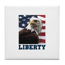 Liberty v3 Tile Coaster