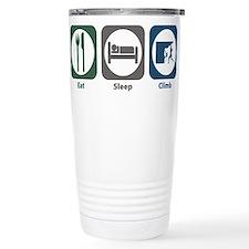 Unique Climber Travel Mug