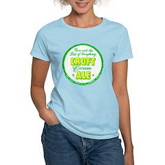 Croft Cream Ale-1947 Women's Light T-Shirt