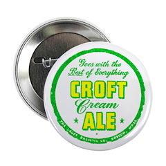 Croft Cream Ale-1947 Button