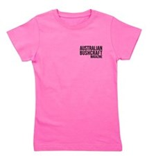 Girl's Tee - Tough Text Logo