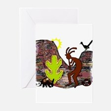 Western Mesa t-shirt shop Greeting Cards (Package