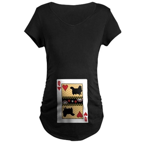 Queen Wegie Maternity Dark T-Shirt