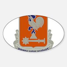 123rd Signal Battalion Di Decal
