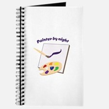 Painter By Night Journal