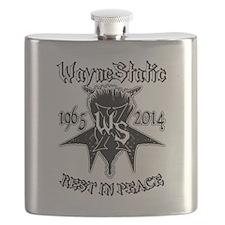 Wayne Static Flask