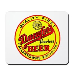 Daeufer's Beer-1941 Mousepad