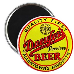 Daeufer's Beer-1941 Magnet