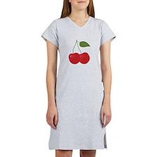 Cherries Women's Nightshirt