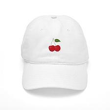 Cherries Baseball Baseball Cap