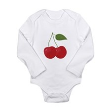Cherries Body Suit