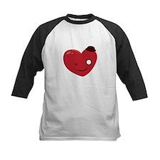 Smiley Heart Baseball Jersey