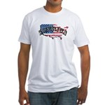 Vintage America Fitted T-Shirt