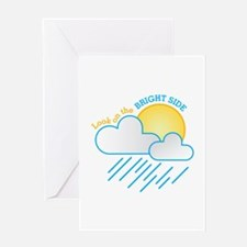 The Bright Side Greeting Cards