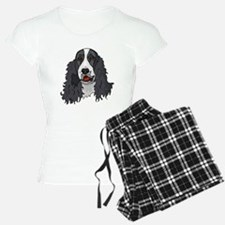 English Springer Spaniel Pajamas