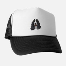English Springer Spaniel Trucker Hat