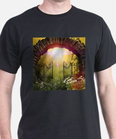 The gate to the land of dreams T-Shirt