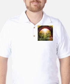 The gate to the land of dreams Golf Shirt