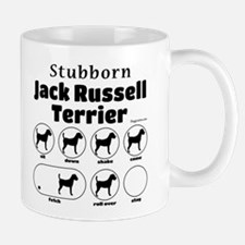 Stubborn JRT v2 Small Small Mug