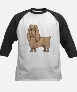 Sussex Spaniel Baseball Jersey