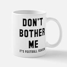 Don't bother me football Mug