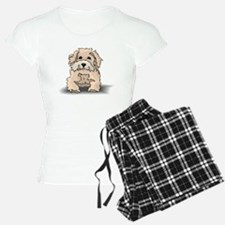 Glen of Imaal Terrier Puppy Pajamas