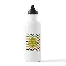 Modern Family Chevron Water Bottle