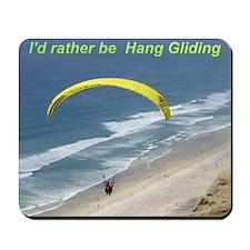 Hang Gliding Mousepad