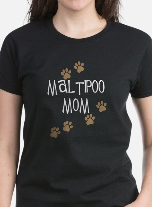 Maltipoo Mom T-Shirt
