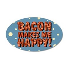 bacon-makes-me-happy_b.png Wall Decal