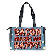 bacon-makes-me-happy_b.png Diaper Bag