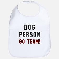 Dog Person Go Team Bib