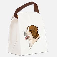 Kooikerhondje Canvas Lunch Bag