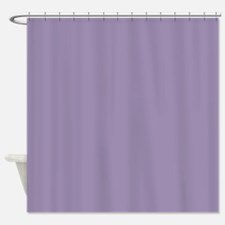Cute Mauve Shower Curtain