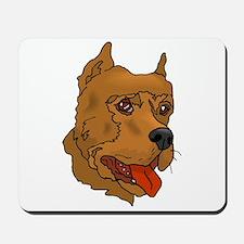 Perro de Presa Canario Mousepad