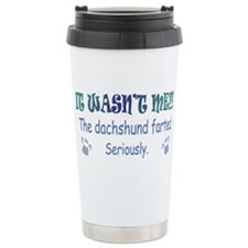 Cute Adopt Thermos Mug