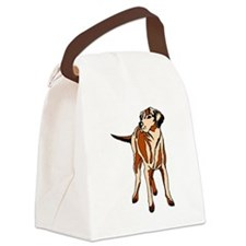 Wirehaired Vizsla Canvas Lunch Bag