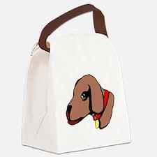 Azawakh Canvas Lunch Bag