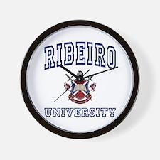 RIBEIRO University Wall Clock