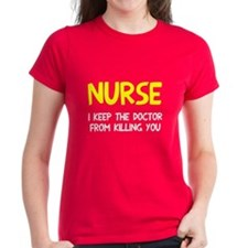 Nurse keep doctor Tee