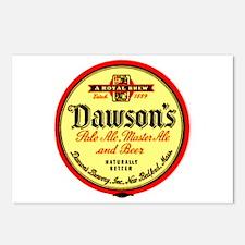 Dawson's Beer-1943 Postcards (Package of 8)