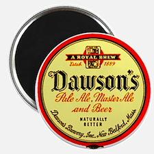 Dawson's Beer-1943 Magnet